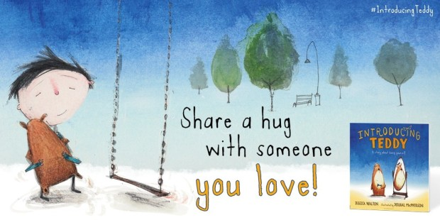 create a hug
